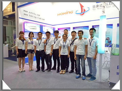华荣科源参加2016年广州国际照明展览会(光亚展)