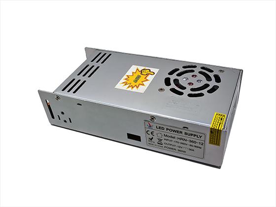 超静音大功率LED驱动电源360W