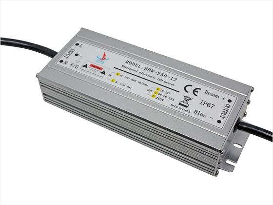 金宝博官网_宽薄型大功率防水LED驱动电源250W