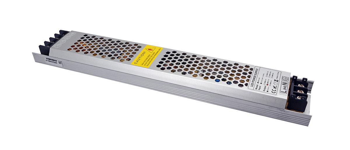大功率超薄灯箱专用内置电源24V200W