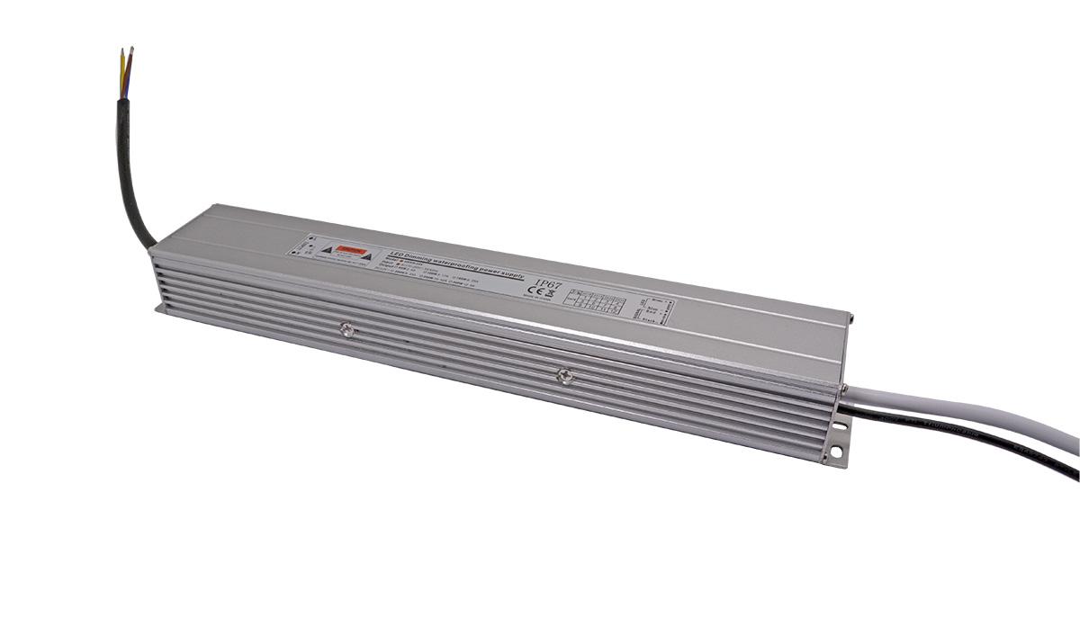 Led 防水调光电源12V120W