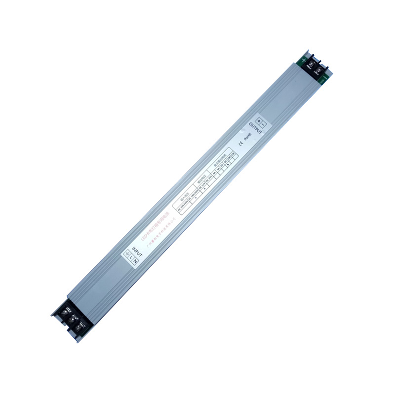 Led 超薄宽压细长条电源12V100W
